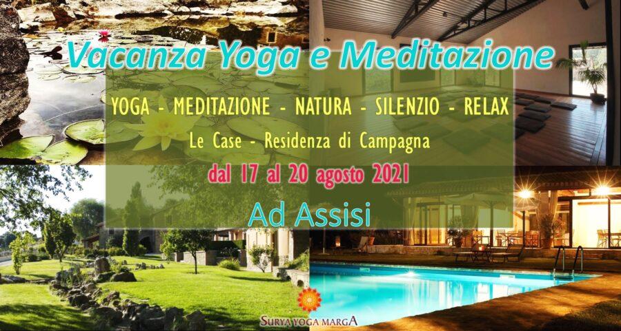 Vacanza Yoga e Meditazione