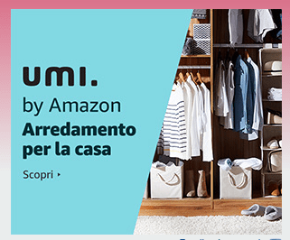 Acquisti on-line per Umi by Amazon Casa