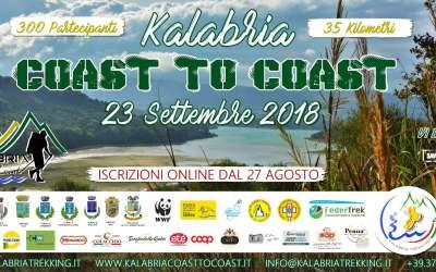 VI edizione del Kalabria Coast to Coast