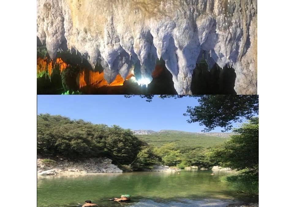 CilentoNatureTour- Le Grotte di Castelcivita e Il Fiume Calore