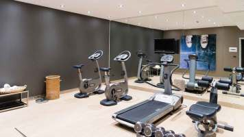 Hotel AC Firenze, Florence Italie (Espace Fitness)