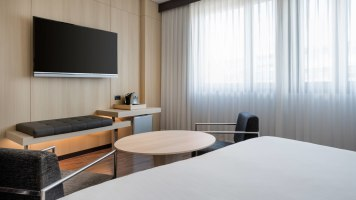Hotel AC Firenze, Florence Italie (Chambre)
