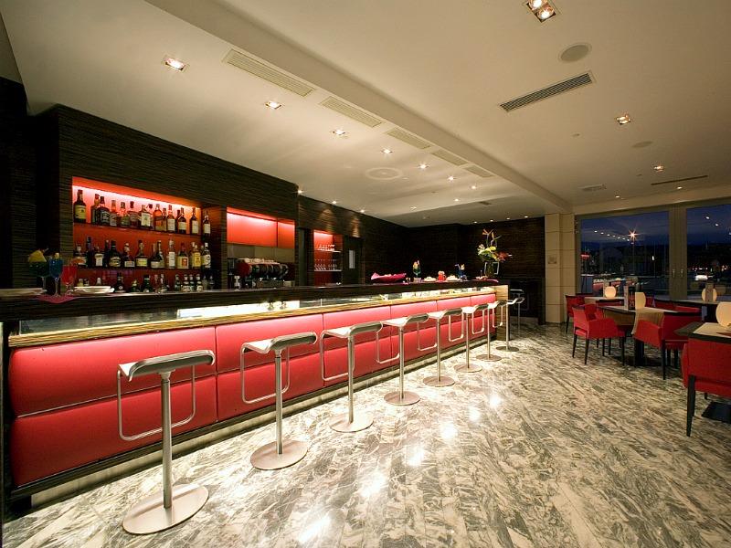 Bar Bacaro Rosso Antony Palace Hotel Marcon - Venezia