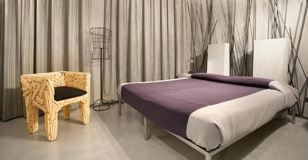 Chambre Deluxe Boston Art Hotel Turin