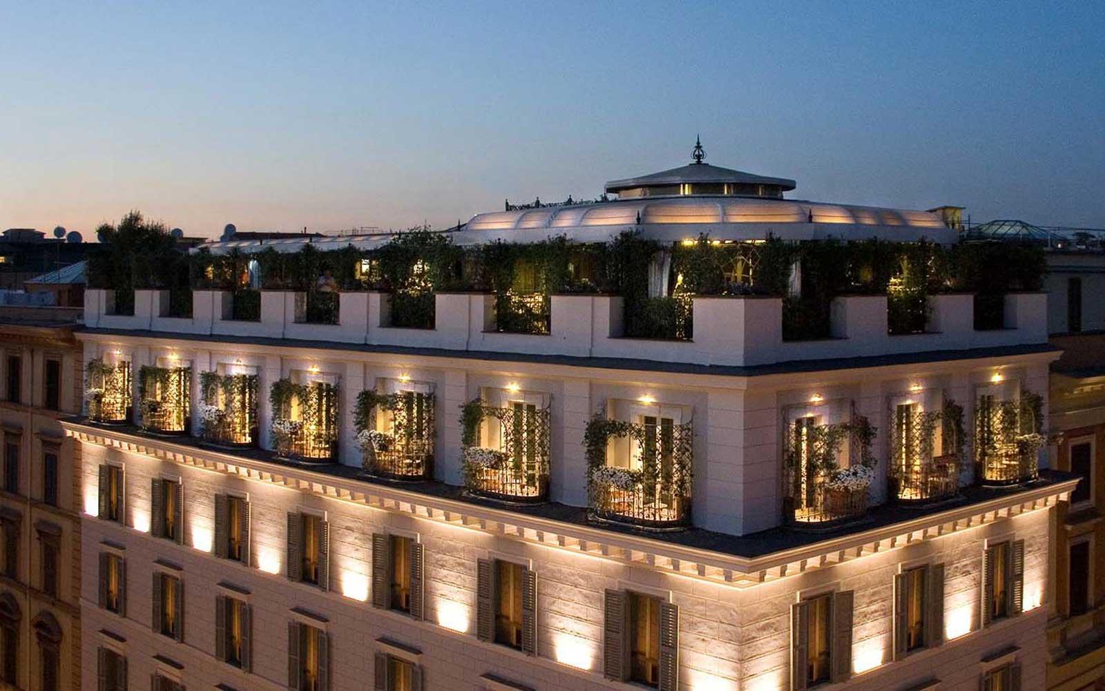 Design Boutique Hotel Isa Rome centre, Italie