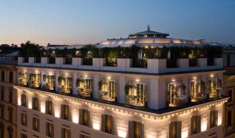 Design Boutique Hotel Isa Rome centre, Italie