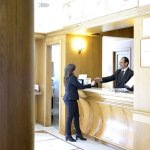 Grand Hotel Europa, hotel 3 etoiles avec restaurant Naples Italie