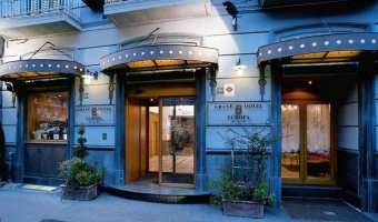 Grand Hotel Europa, Naples Italie