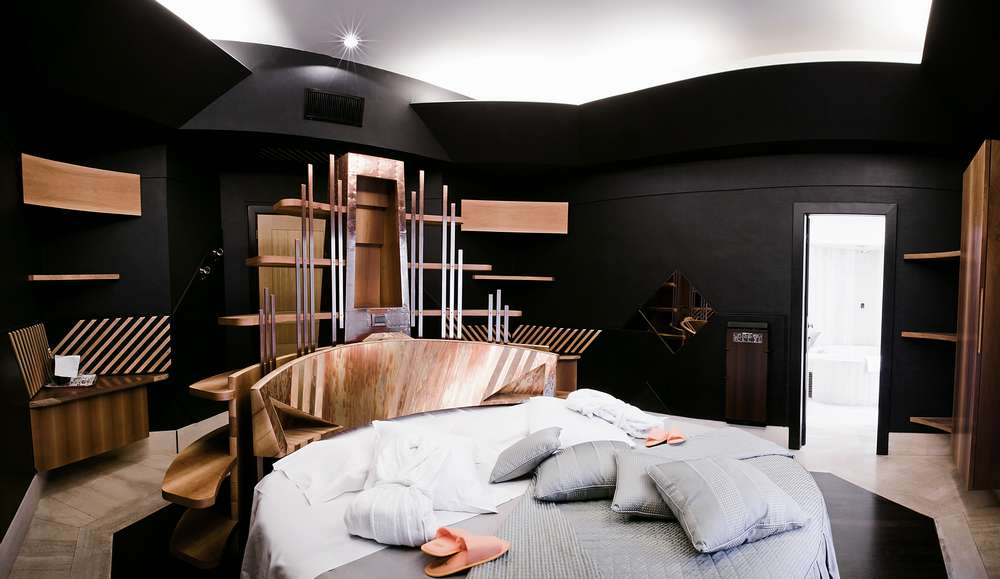 Chambre Exclusive Hotel Isa Rome