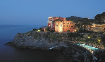 Hotel Mezzatorre Resort-Spa, hotel de luxe Ischia italie