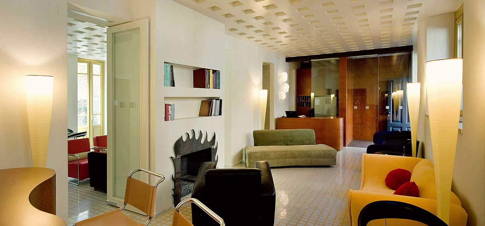 Petronilla hotel bergamo italie boutique h tel bergame for Charme design boutique hotel favignana