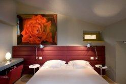 Boutique Hotel Petronilla, Bergamo Italie (chambre double standard)