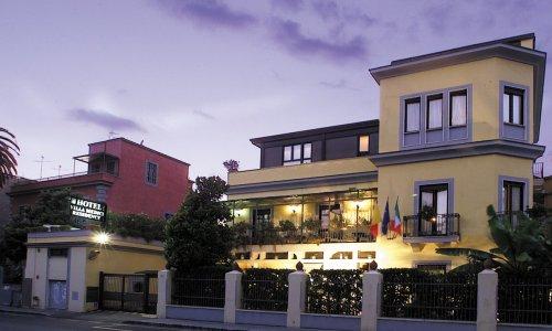 Villa Medici, hôtel de charme Naples