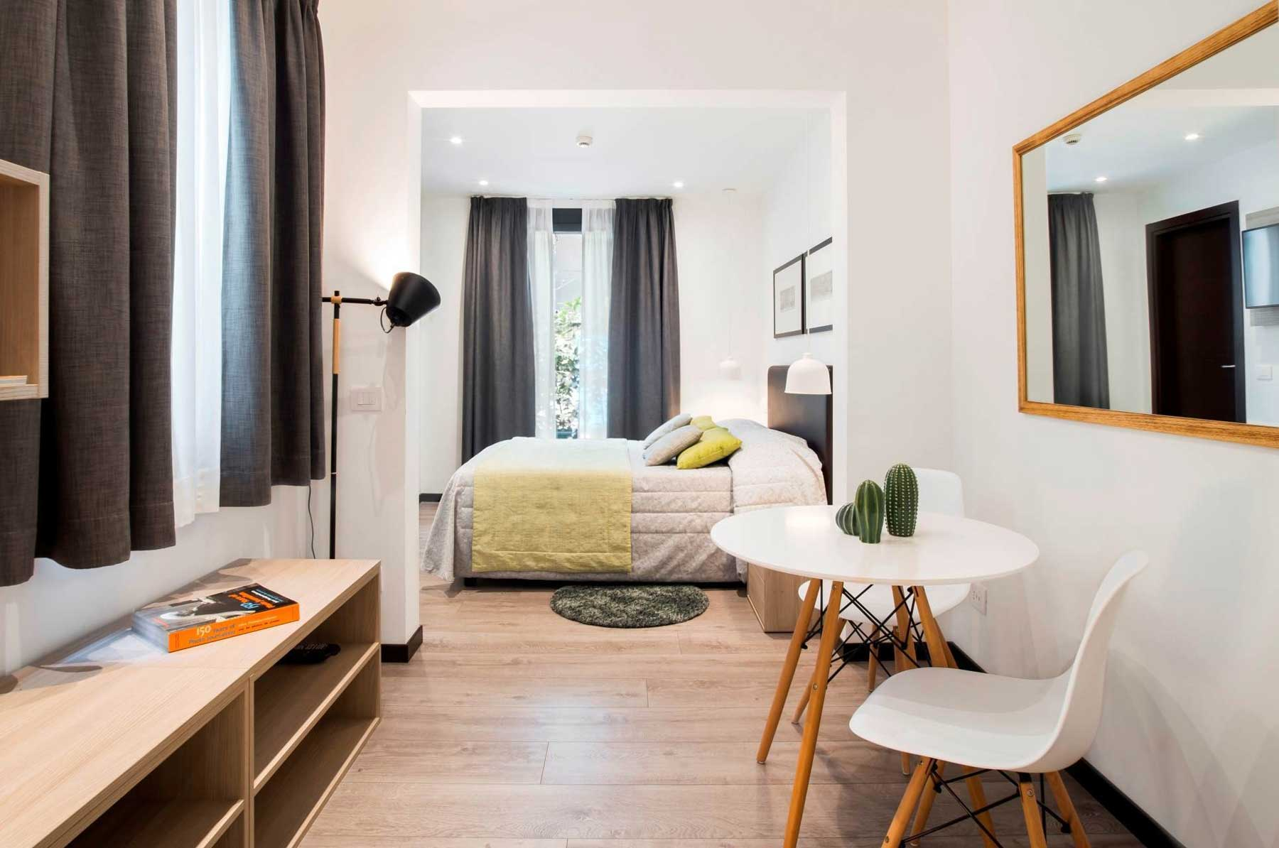 Hotel Bernina Milan Italie (Via Napo Torriani 27): Chambre supérieure