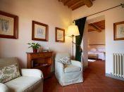 Hotel Le Fontanelle, Pianella - Sienne (Junior Suite)