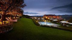 Hotel Le Fontanelle, Pianella - Sienne (éclairage nocturne)