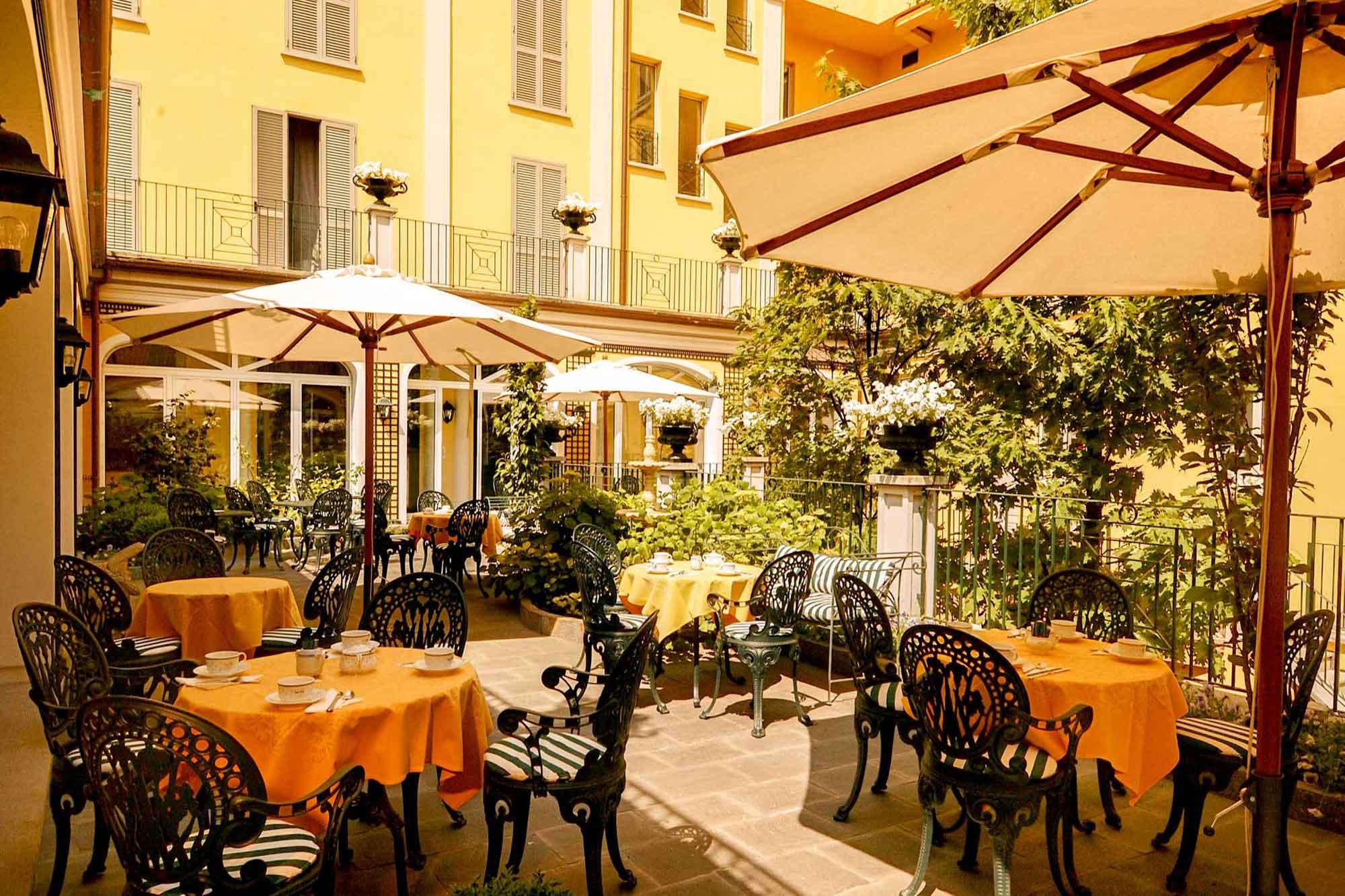 Hotel Victoria Turin centre ville, hotel 4 étoiles avec SPA et jardin