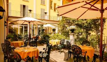 Hotel Victoria Turin centre ville, hotel avec SPA et jardin