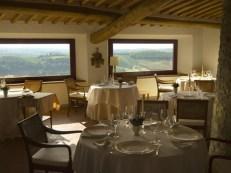 Hotel Le Fontanelle, Pianella - Sienne (Restaurant)