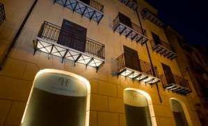 Hotel porta felice, centre historique Palerme Italie