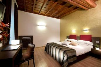 Hotel Trevi Rome, Italie : Chambre supérieure