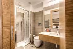 Hotel Trevi Rome, Italie : Salle de bain d'une chambre