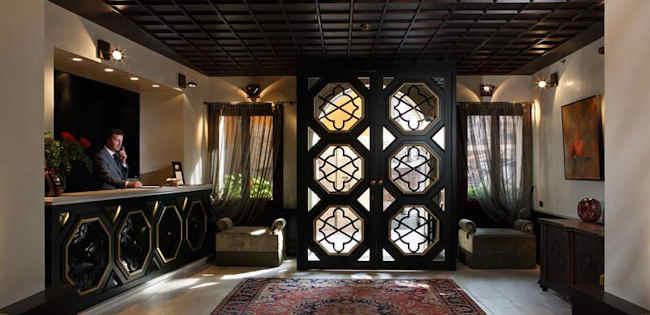 Hotel de luxe venise aqua palace boutique hotel boutique for Boutique hotel venise