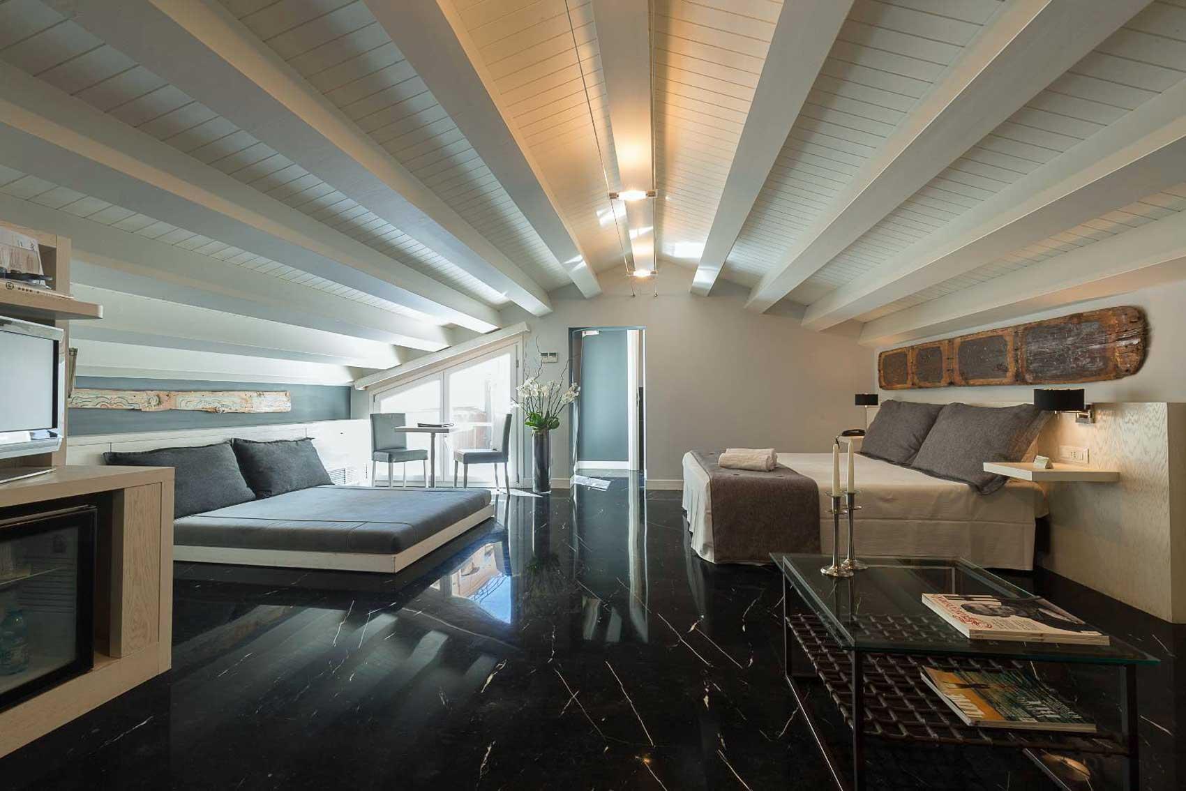 Quintocanto Hotel Spa, Palerme Sicile (une Suite)