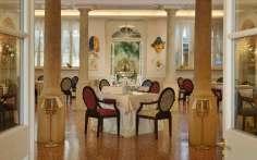 Byblos art hotel Villa Amistà Verone Italie : Atelier restaurant