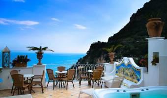 Hotel Palazzo Marzoli resort, Positano côte Amalfitaine, Italie