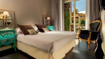 The B Place Boutique Hotel Rome Italie (chambre)