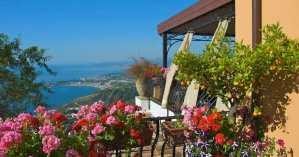 Villa Ducale, boutique hôtel de charme à Taormina en Sicile