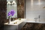 The First Hotel Rome Junior Suite (salle de bain)