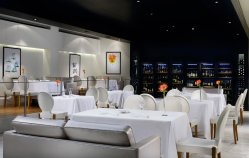 The First Art Hotel de luxe Rome : Restaurant