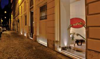 The First Hotel, un nouvel « Art Hotel » à Rome Italie