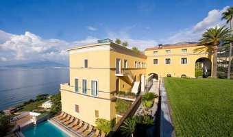 Grand Hotel Angiolieri, 5 etoiles sur la cote sorrentine en Italie