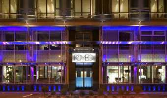 Romeo hotel design Naples