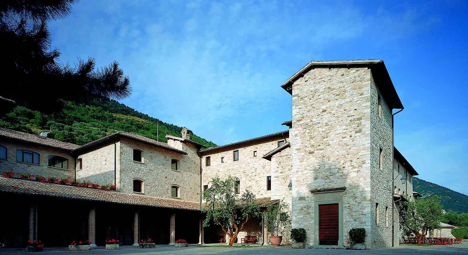 Park Hotel ai Cappuccini, hotel de charme en Ombrie (Gubbio, Italie)