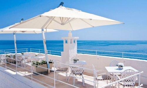 Don Ferrante, hôtel de charme à Monopoli dans les Pouilles Italie