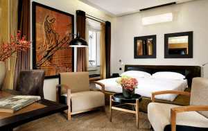 Babuino 181, petit boutique hôtel de luxe à Rome