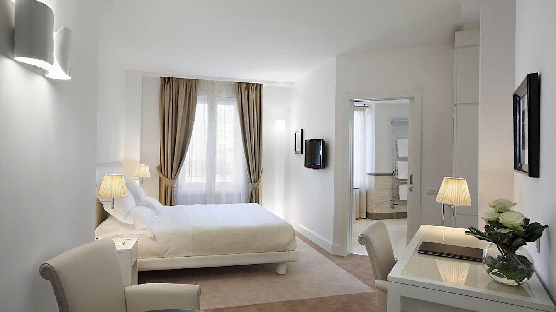 Chambre Executive Maison Milano hôtel de charme Milan Italie