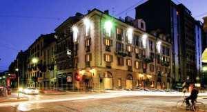 Petit Palais Hôtel de charme à Milan, Italie
