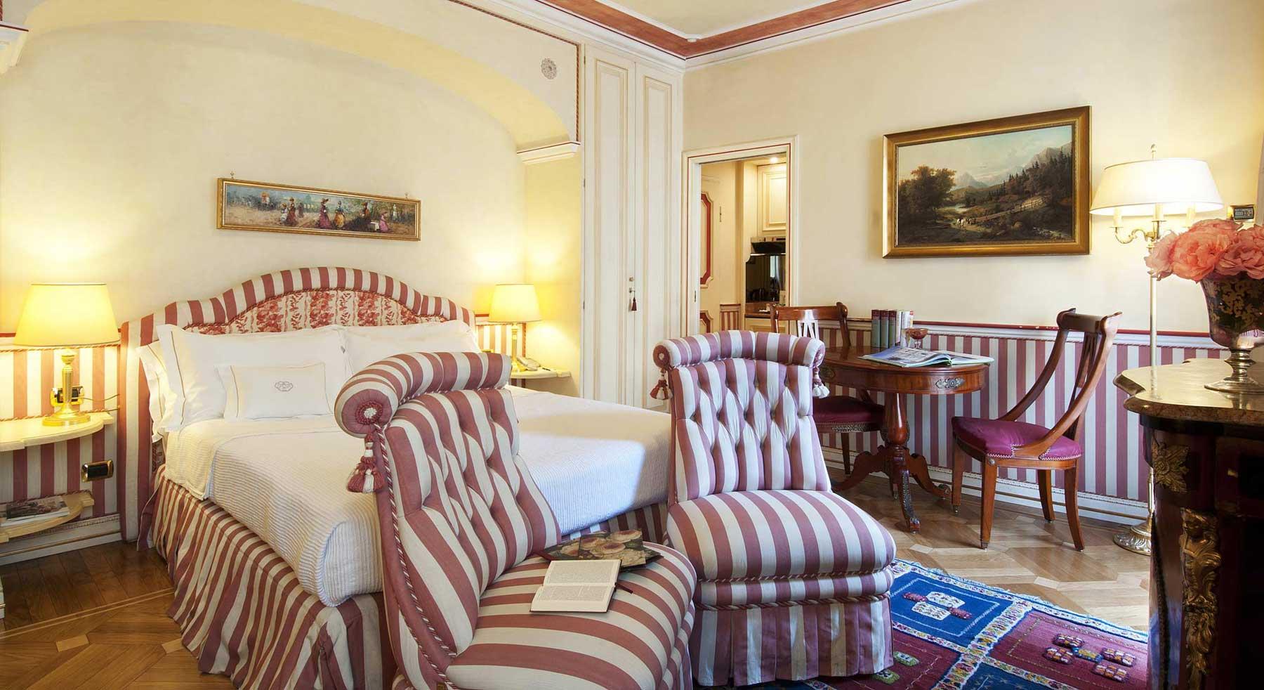 Petit Palais hotel Milan centre : Suite Deluxe