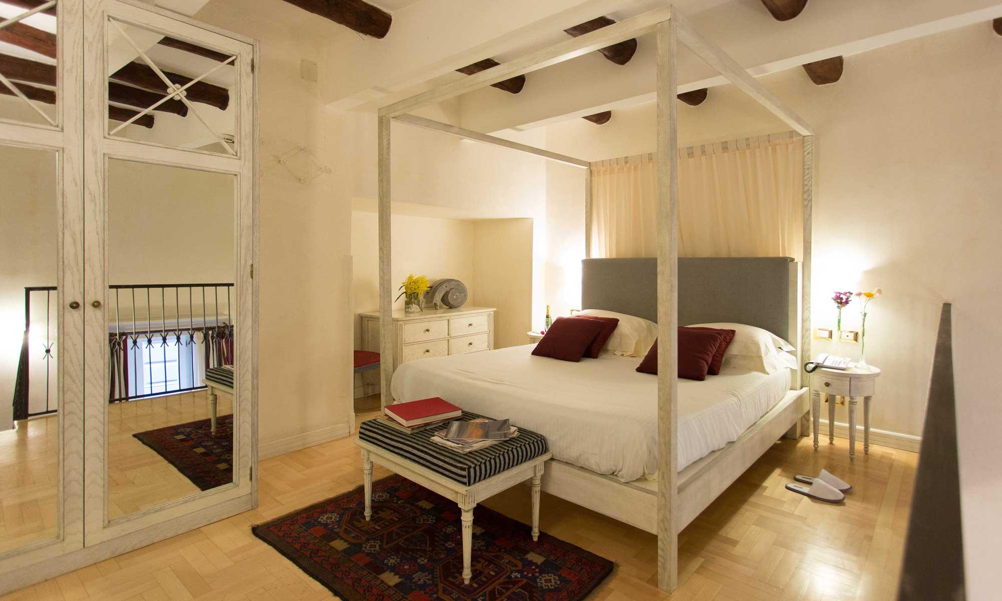 Costantinopoli 104 hotel de charme à Naples, Italie : Junior Suite