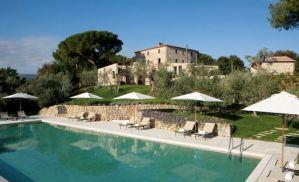 Poggio Piglia, hôtel de charme niché au coeur de la campagne Toscane