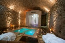 Torre Santa Flora, hotel de charme en Toscane (Arezzo, Subbiano) : SPA
