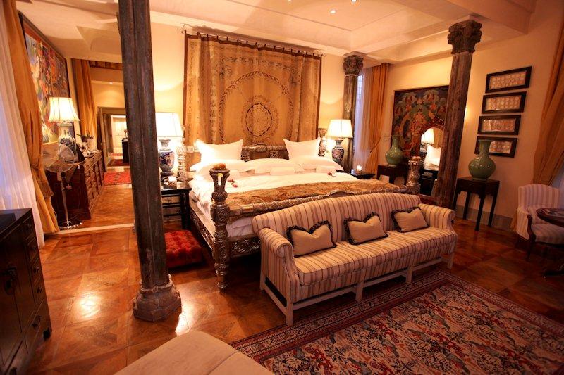 Chambre Hotel Villa Mangiacane