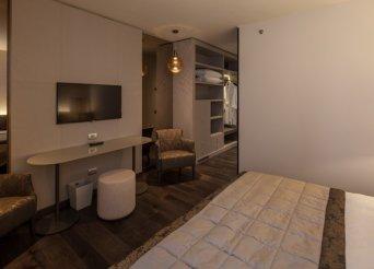 LaGare Hotel Venezia : chambre