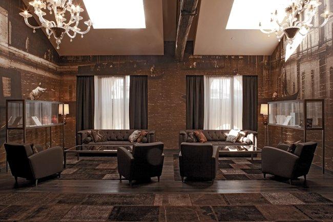 Hotel de luxe Venise, Murano Italie