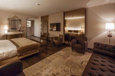 LaGare Hotel Venezia : suite